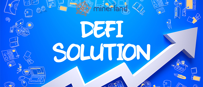 What is the new DeFi solution for earning a profit?