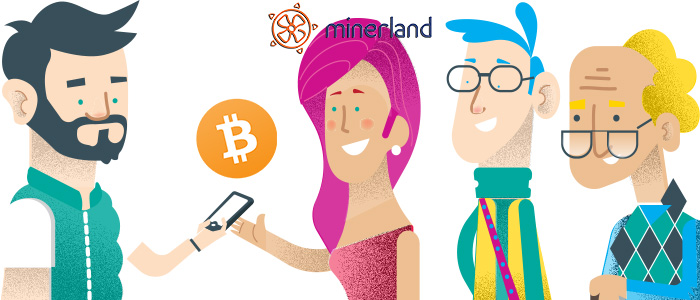 What effect does public sentiment have on the Bitcoin price trend?