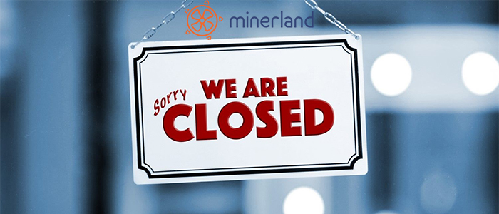 Why some of the crypto exchanges closed down?