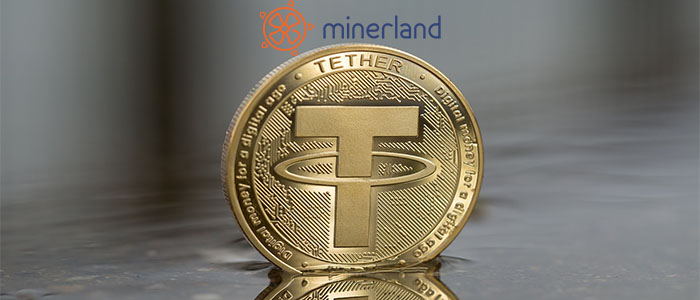 What are the reasons for the growth of Tether supply?