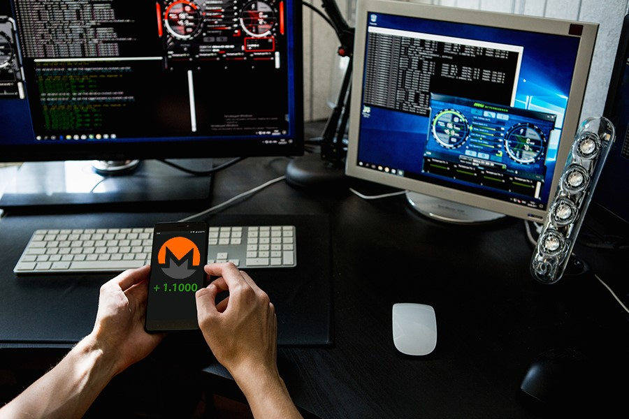 How does the Monero Mining Pool work?