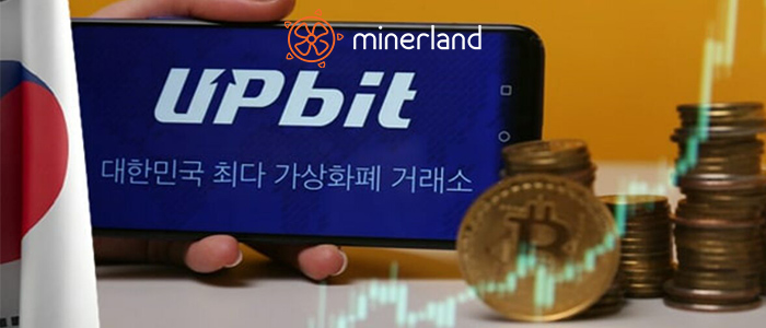 UPbit exchange review A long way to go internationally