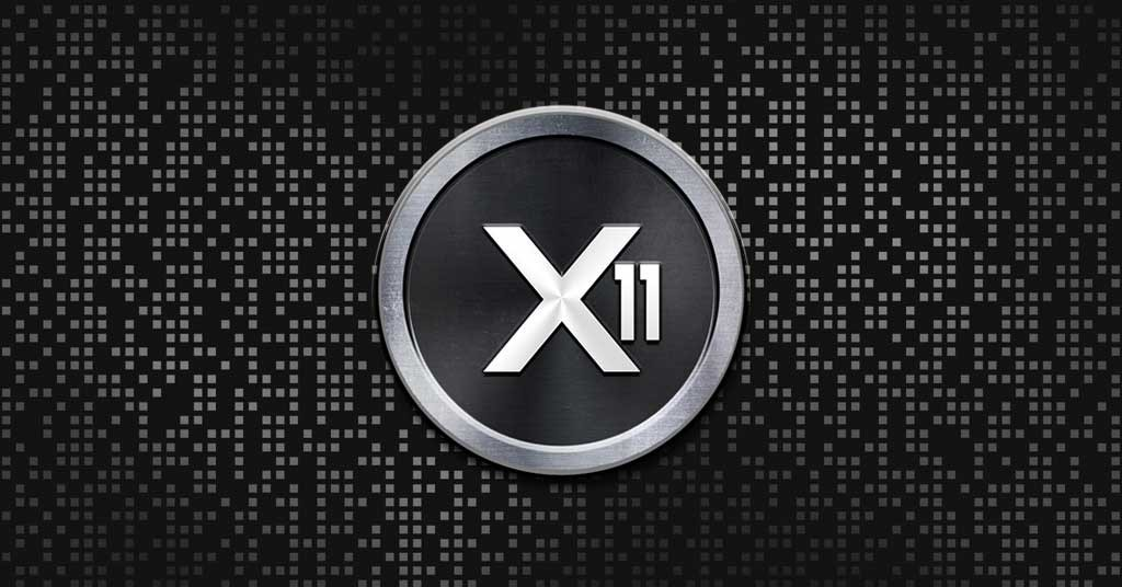 What is the X11 algorithm?